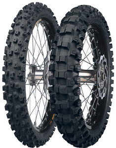 Dunlop Geomax MX52 front