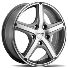American Racing AR-883 ANTHRACITE MACHINED