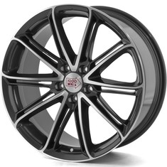 1000 Miglia MM1007 DARK ANTHRACITE POLISHED