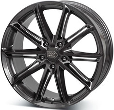 1000 Miglia MM1007 DARK ANTHRACITE HIGH GLOSS